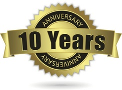 Aug 2016 - Celebrating 10 years preferred LAN infrastructure supplier for SW London local authority