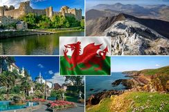 Apr 2019 Busy Busy Busy in Wales