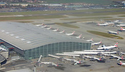 July 2014 - WNS awarded 2nd phase of airport project